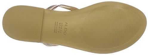 Aldo Women's Orietta T-Bar Sandals Beige (Nude 3 32) IFq3nqV
