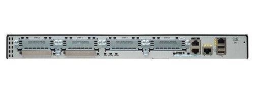 Cisco 2901 Terminal Server Bundle - Router - Desktop (CISCO2901-16TS/K9)