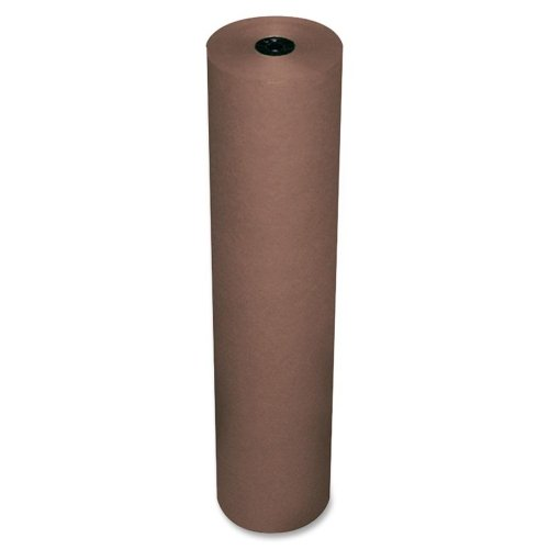 Wholesale CASE of 5 - Pacon Rainbow Economy Duo-Finish Kraft Paper-Kraft Paper, Lightweight, 36