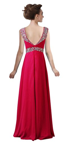 Formal Dress s Mother Chiffon Bead Women Cap The Gray Evening of ANTS Sleeve Long Bride OqcyHPUywS