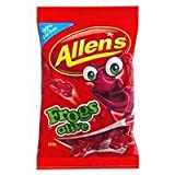 Allens Frogs Alive Jellies 190g