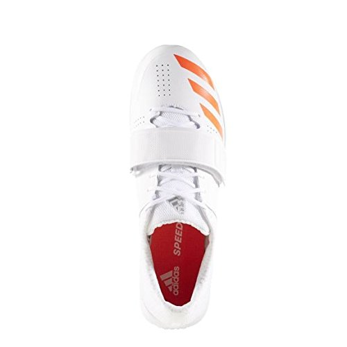 adidas Unisex-Erwachsene Adizero Triple Jump/Pole Vault Leichtathletikschuhe mehrfarbig