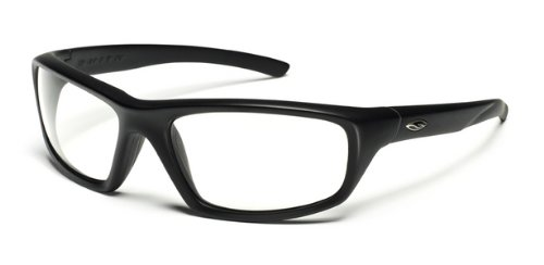 Smith Optics Director Tactical Sunglass with Black Frame (Clear - Glasses Smith Optics