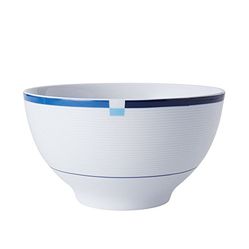 Mikasa Jet Set Blue Soup/Cereal Bowl (21-Ounce)