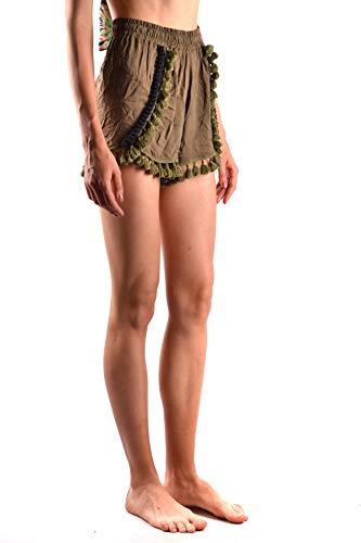 F Verde Viscosa MCBI492002O Donna Shorts K vZvPU