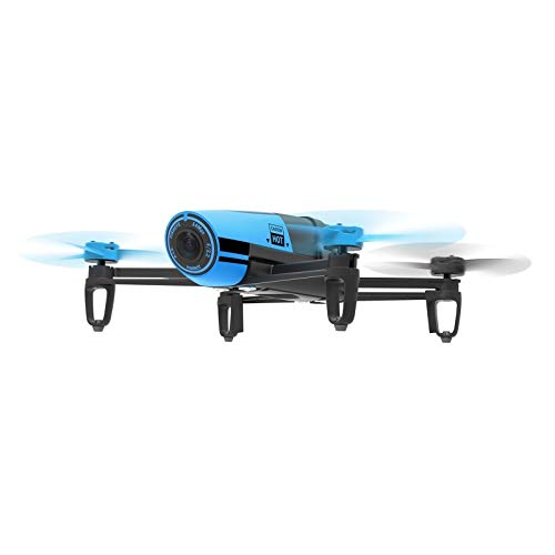 Parrot Bebop Quadcopter Drone – Blue (Renewed)