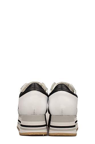 Model Pelle Donna Sneakers Philippe Bianco Eildv003 z7xBH