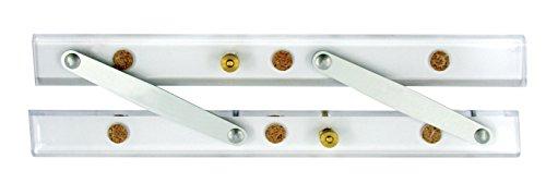 Westcott Folding Parallel Ruler, 12
