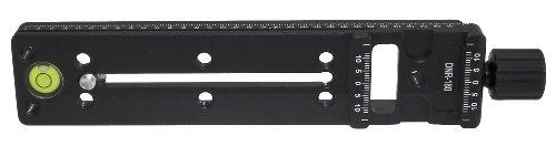 Desmond 180mm Nodal Slide DNR-180 Dual Dovetail Macro Rail & Clamp Arca Compatible