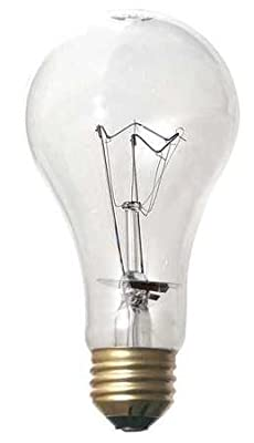 AERO-TECH 25W, A19 Incandescent Light Bulb