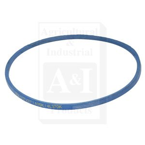 "1/2"" X 37"" Blue Kevlar Belt, Use To Replace Ariens 07200020, 07238400, 07200430, 07219100, Craftsman 8225R, 634A563 from Pix"