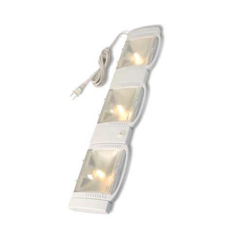 Westek XE130HB 24-Inch Plug-In 60 -Watt Xenon Direct-It Task Light, White - 1 Light Xenon Task Lighting