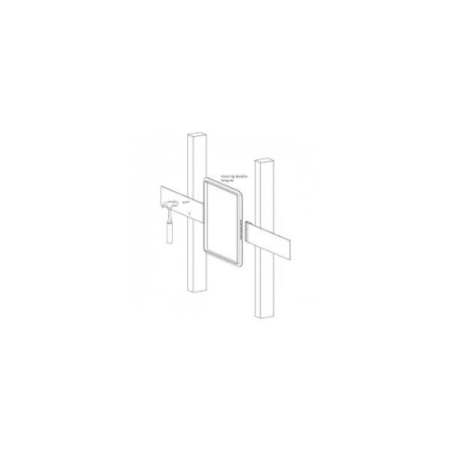 Atlantic Technology IN-NC-525 Optional New Construction Bracket for IWTS-14LCR-S (Single)