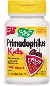 (Primadophilus Kids Chewable Cherry Nature's Way 30)