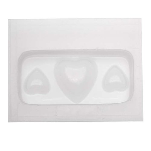 (Yaley Resin Epoxy Mold For Jewelry Casting - Assorted Hearts)