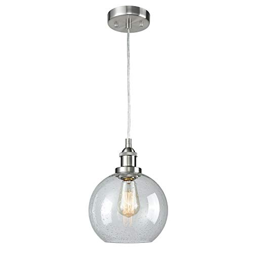 Small Blown Glass Pendant Lights in US - 9