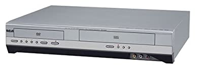 RCA DRC6300N Progressive-Scan DVD/VCR Combo from RCA
