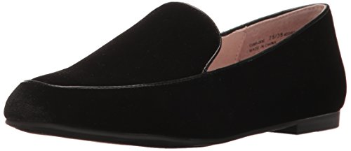 Black Slip Gabby Chinese on Loafer Velvet Women's Laundry qtwrEtY