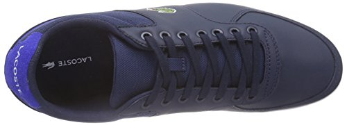 Lacoste Spm 1 Blau 003 Bateau navy Taloire Chaussures Homme Bleu Sport 116 wrtWrqnRI