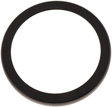 パナソニックLX3カメラ対応 レンズフロントリング デコレーションリング 黒