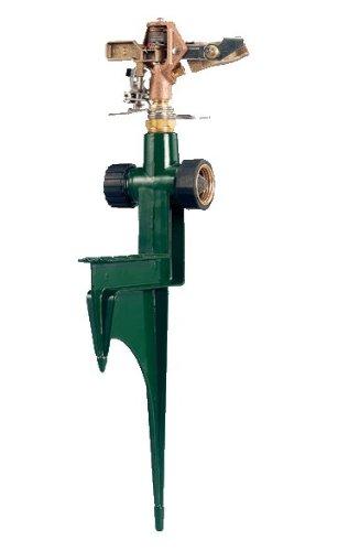 5 Pack - Orbit Heavy Duty Lawn Impact Sprinkler Head with Step Base