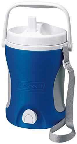Coleman Termo Dosificador Performance Jug, Capacidad de 3,8 litros, Nevera pequena portatil, Enfriador de Agua Fria, Unisex-Adult, Azul,