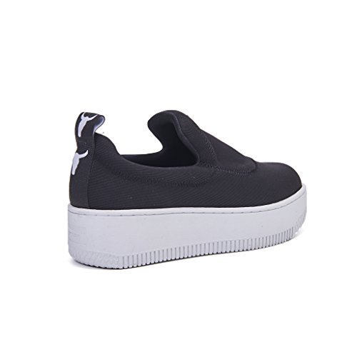 Nero Smith Chaussures De Speedy bianco Noir Femme Gymnastique Windsor vUBw0aqfn