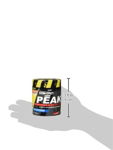 Promera Health Peak 400 Diet Supplements, Blue Raspberry, 36-Gram