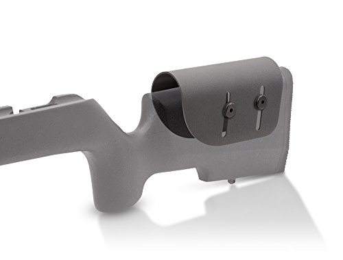 Gunmetal Grey Custom Operator .080″ Kydex Adjustable Cheek Rest for scoped Rifle Review