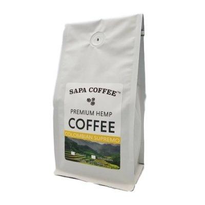 Sapa Hemp Coffee Colombian Supremo 12 (Hemp Coffee)