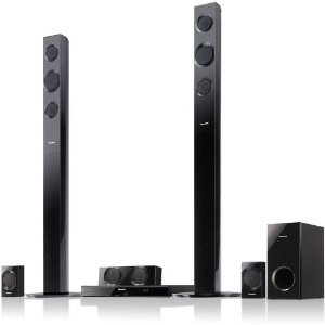 5.1 Ch Home Theater System with 3d Blu-ray Player ()