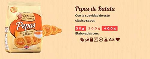 - Delicias De la Nonna Pepas De Batata Net.Wt 7.06 oz