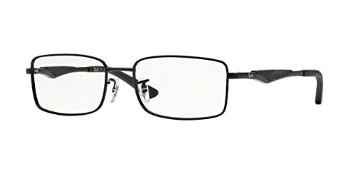 Eyeglasses Matte Black 55mm ()