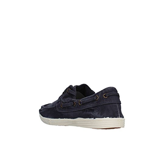 World Blu Sneaker uomo Natural Scuro wnqadHAP
