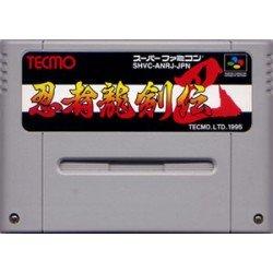 Nintendo Super Famicom SNES Japan SFC Ninja Ryukenden ...