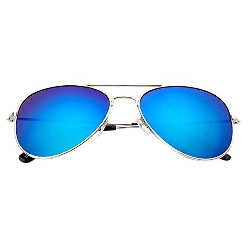 - Limsea Sunglasses, Children Kids Aviator Pilot Trendy Sunglasses for Boys Girls UV400 CE Certified