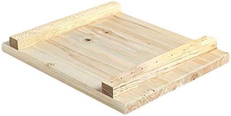 Hellery 粘土 彫刻 プレッシャープレート 作業台 ワークベンチ 木板 手芸用品 ハンドメイド ツール 全3サイズ - 2