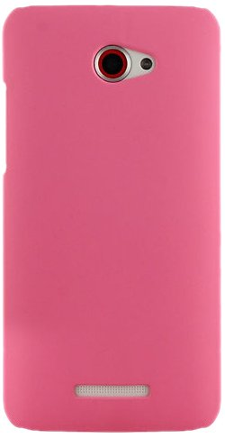 JUJEO 2108056111 Hard Cover for HTC Butterfly S - Snap - Non-Retail Packaging - Pink