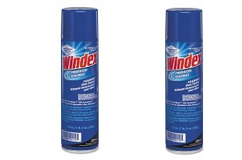 Windex 682276 Powerized式ガラス& Surface Cleaner、20オンスエアロゾル(ケースof 12 ) 2-(Case of 12) B079SN9CSD  2-(Case of 12)