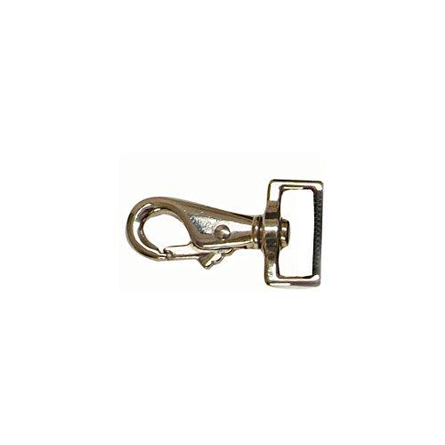 Weatherbeeta Swivel Leg Strap Clip Rug Accessory One Size Silver