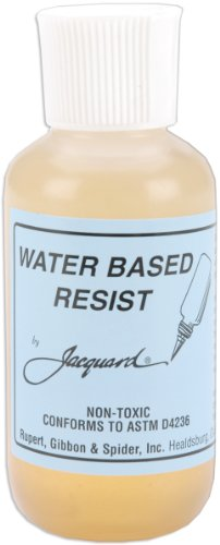 Jacquard Colorless Waterbased Resist, Clear, 2.25 -