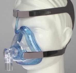 Sleepnet Ascend AirGel Full Face Mask System (S, M, L cushions included)