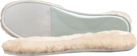 UGG Australia Women's Sheepskin Insoles,White,US 11 US (Ugg Insoles)