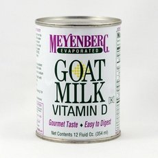 Meyenberg Evaporated Goat Milk 36x 12Oz