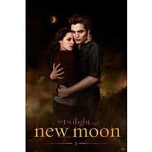 The Twilight Saga: New Moon Movie (Edward & Bella) Poster Print -
