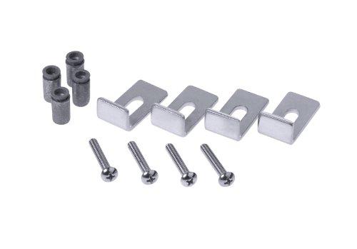 Kohler GP52047 Undercounter Sink Clips Clamp Accessory Pack by Kohler