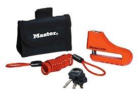 Master Lock 8304DPS Disc Brake Lock