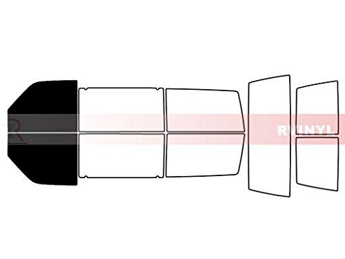Rtint Window Tint Kit for Chevrolet Astro 1990-2002 (Minivan) - Front Kit - 5%