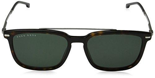 Boss Green Dark Marrón Gn 0930 55 Havana Gafas S Hugo QT 086 Sol Boss Hombre de para fqZCHddwx