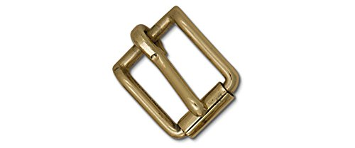 Brass Roller Buckle - 7